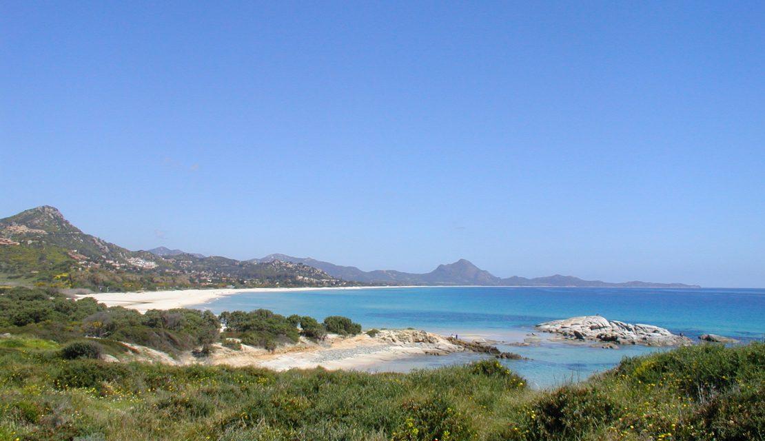 Il litorale di Costa Rei e le sue spiagge